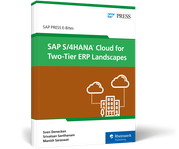 Cover of SAP S/4HANA Cloud for Two-Tier ERP Landscapes