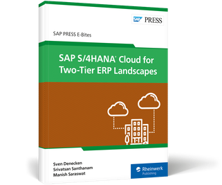Cover von SAP S/4HANA Cloud for Two-Tier ERP Landscapes