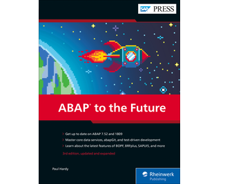 Cover von ABAP to the Future