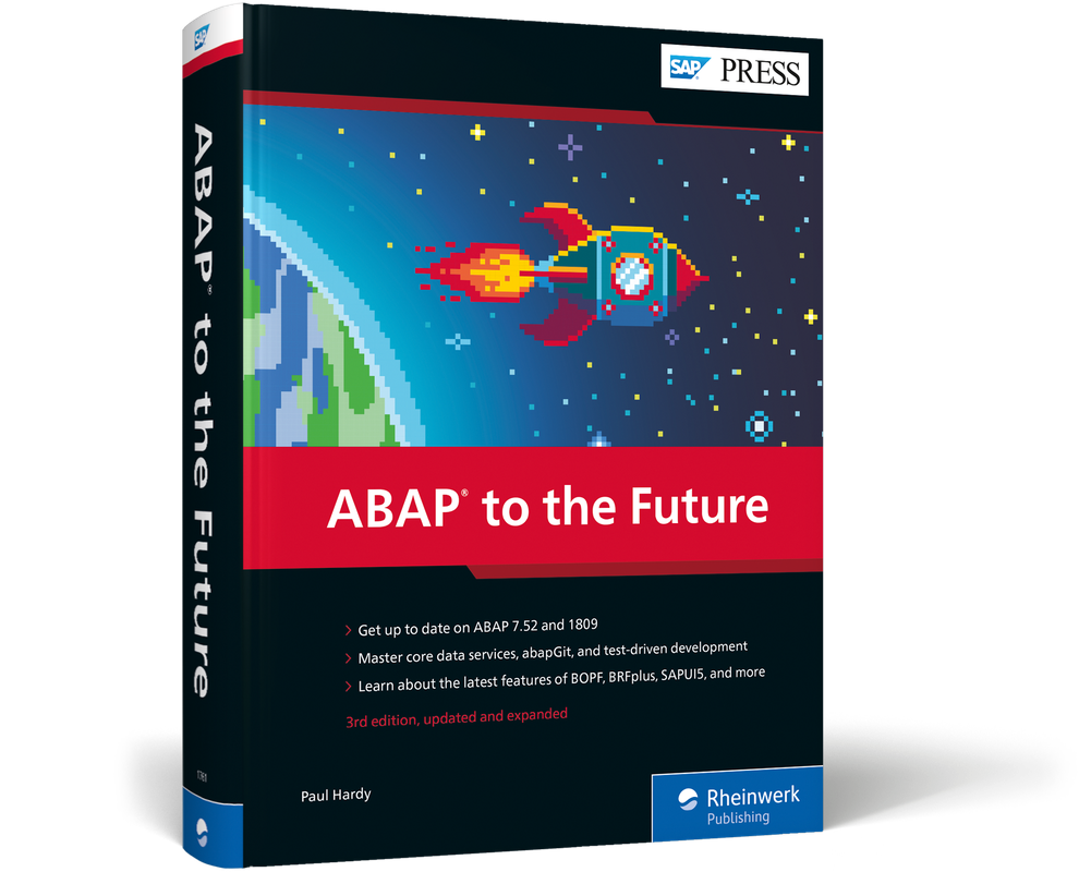 Advanced Abap What S New In Abap Programming Book By Sap Press