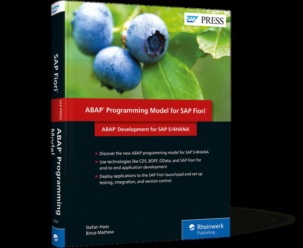 PDF) SAP ABAP Advanced Cookbook
