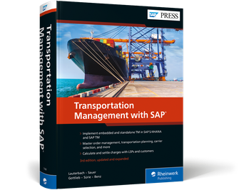 Cover of Transportation Management with SAP