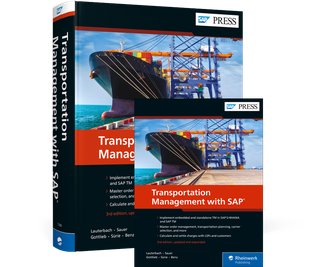 Cover von Transportation Management with SAP