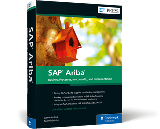 Cover of SAP Ariba