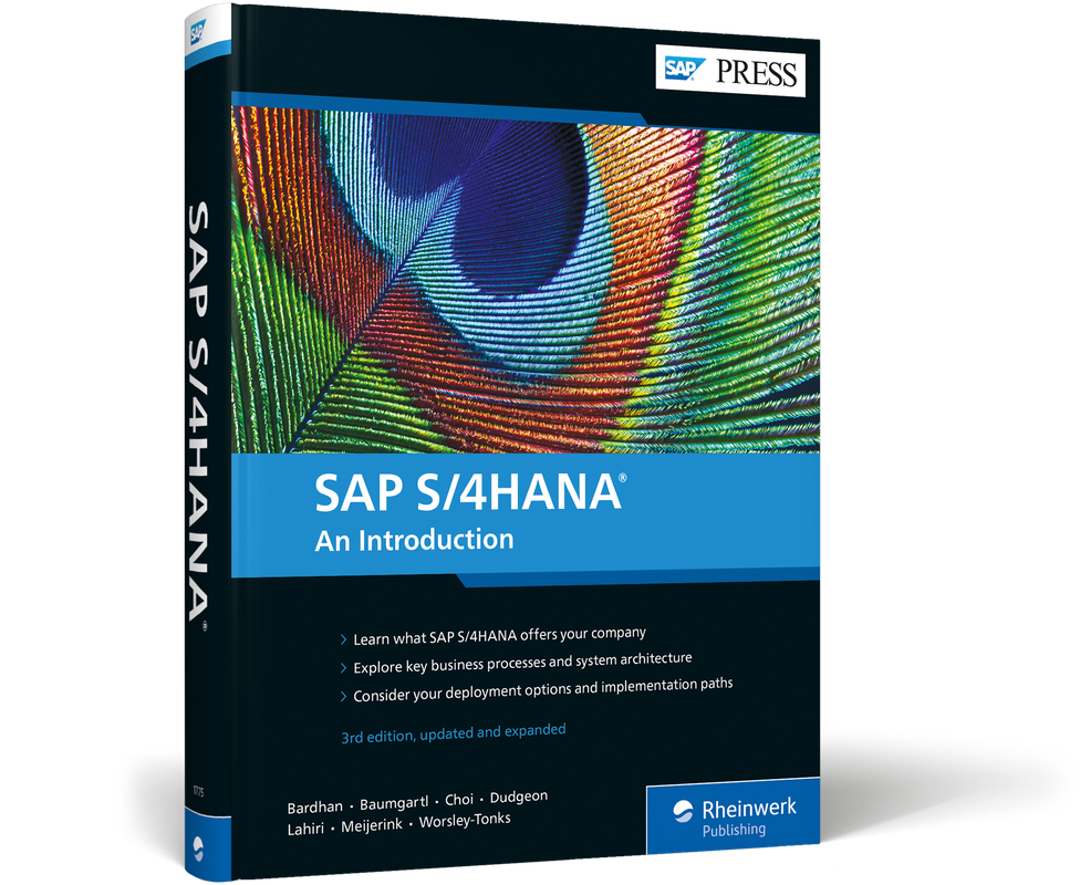 Sap S 4hana An Introduction Book And E Book By Sap Press