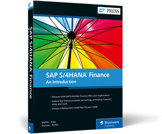 Cover von SAP S/4HANA Finance