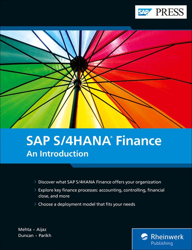 SAP S/4HANA Finance - An Introduction
