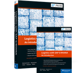 Cover von Logistics with SAP S/4HANA