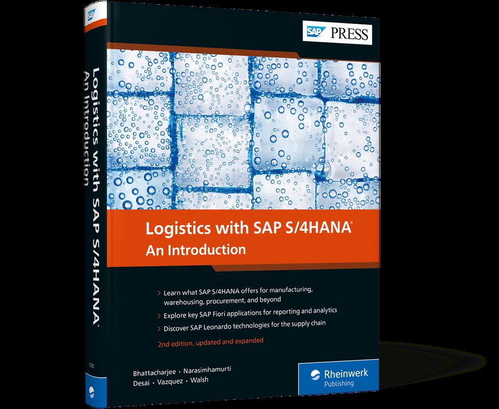 Logistics with SAP S/4HANA - An Introduction