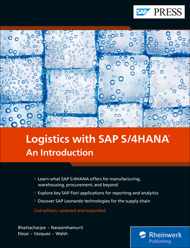 Logistics with SAP S/4HANA - An Introduction