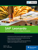 Cover of SAP Leonardo