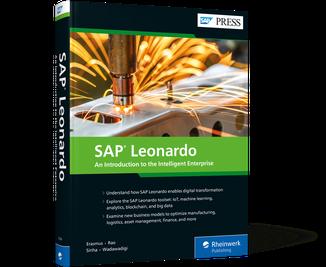 Cover of SAP Leonardo