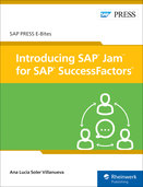 Cover von Introducing SAP Jam for SAP SuccessFactors