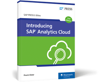 Cover of Introducing SAP Analytics Cloud