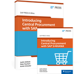 Cover von Introducing Central Procurement with SAP S/4HANA