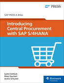 Cover of Introducing Central Procurement with SAP S/4HANA