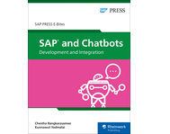 Cover of SAP and Chatbots: Development and Integration