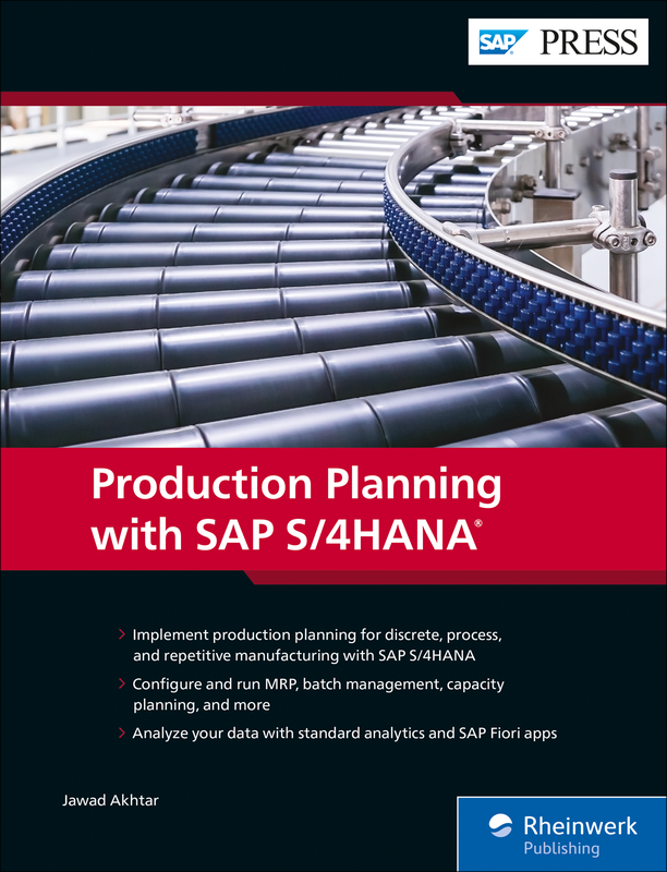 Production Planning with SAP S/4HANA