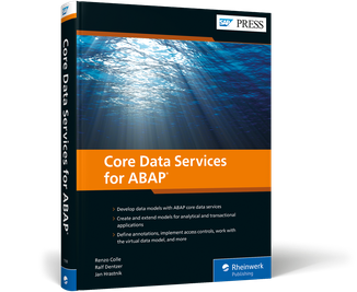 Cover von Core Data Services for ABAP