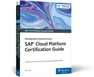 Cover of SAP Cloud Platform Certification Guide