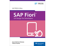 Cover of SAP Fiori: UX Design for Developers