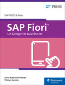 Cover von SAP Fiori: UX Design for Developers