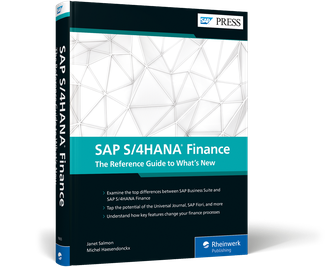 Cover von SAP S/4HANA Finance: The Reference Guide to What's New