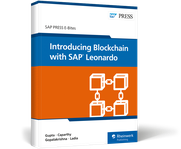 Cover of Introducing Blockchain with SAP Leonardo