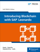 Cover von Introducing Blockchain with SAP Leonardo and SAP HANA