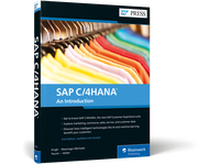 Cover of SAP C/4HANA