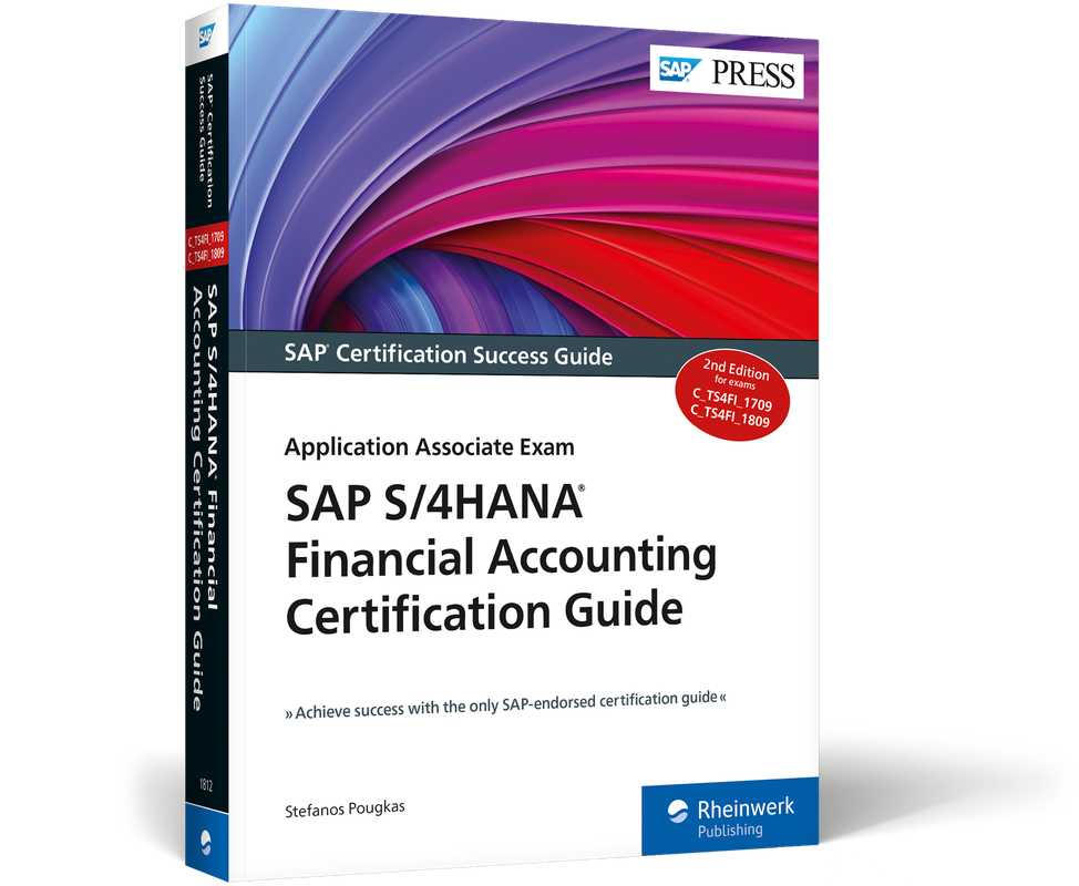 Sap S4hana Finance Certification Guide Cts4fi1709 And