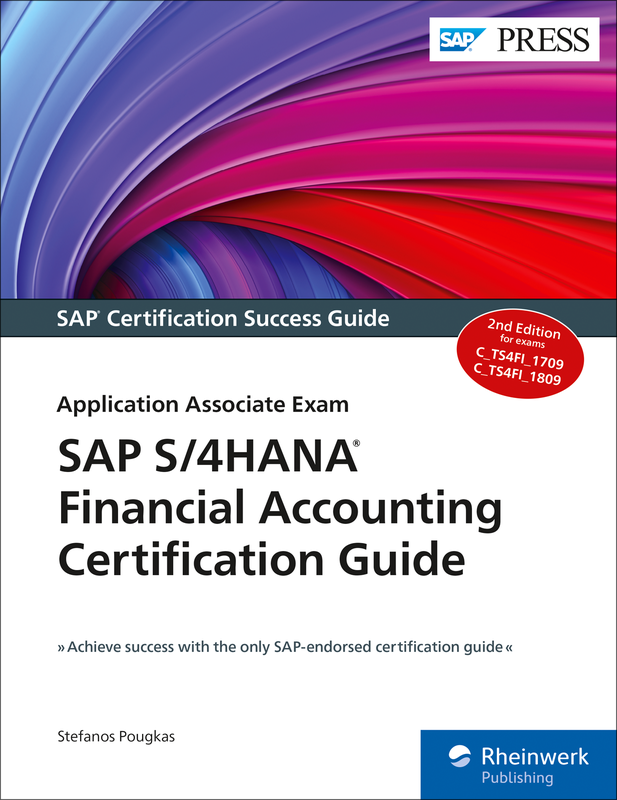 SAP S/4HANA Financial Accounting Certification Guide - Application  Associate Exam