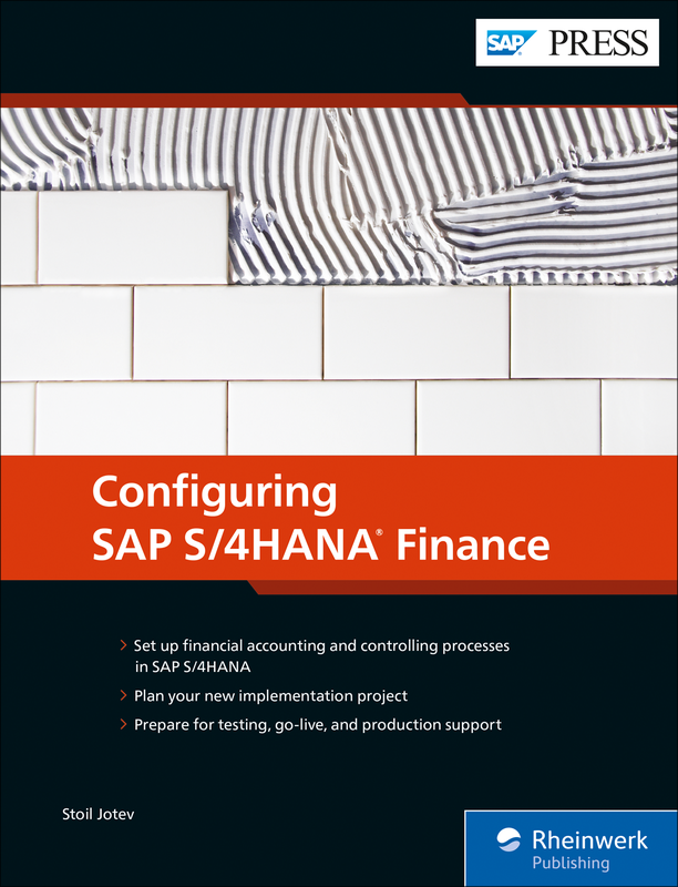 Configuring SAP S/4HANA Finance
