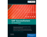 Cover of SAP SuccessFactors