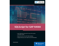 Cover of SQLScript for SAP HANA