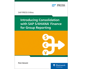 Cover of Introducing Consolidation with SAP S/4HANA Finance for Group Reporting