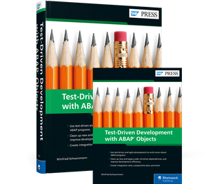 Cover von Test-Driven Development with ABAP Objects
