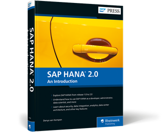 Cover of SAP HANA 2.0