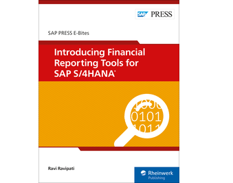 Cover of Introducing Financial Reporting Tools for SAP S/4HANA