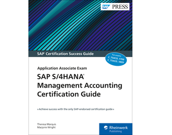 Cover von SAP S/4HANA Management Accounting Certification Guide