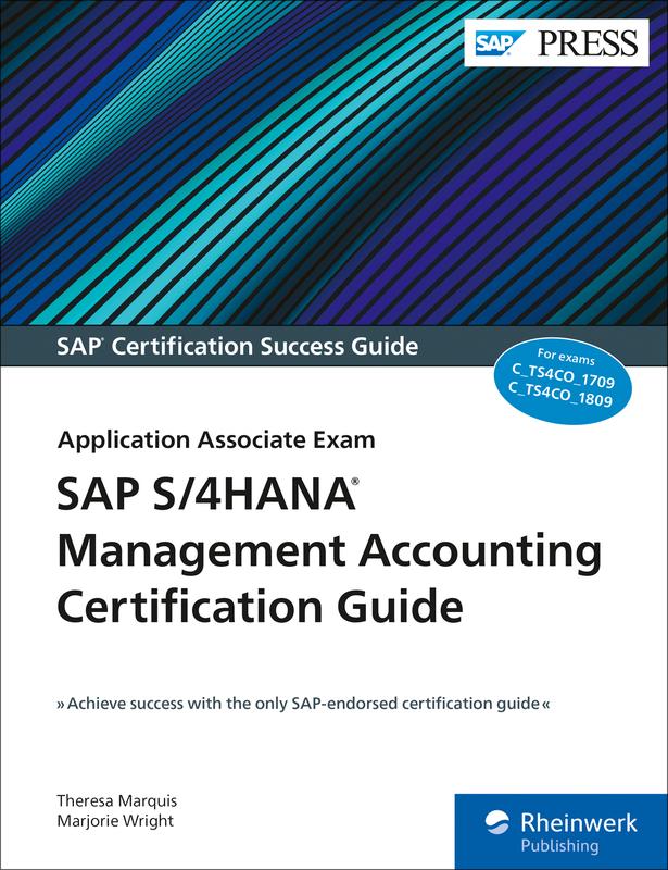 Sap S 4hana Management Accounting Certification Guide Application Associate Exam