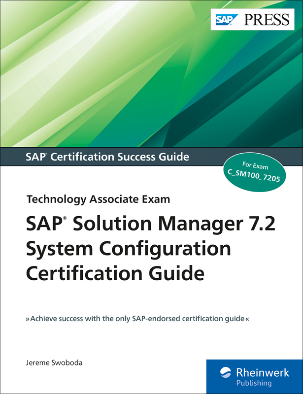 Sap solution manager pdf free