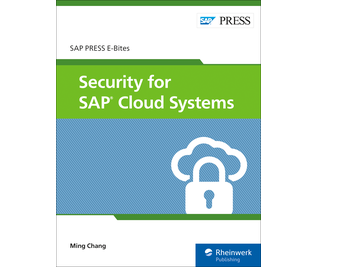 Cover von Security for SAP Cloud Systems