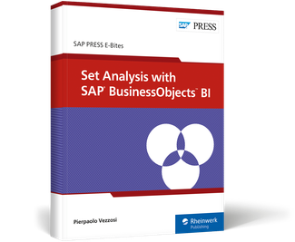Cover of Set Analysis with SAP BusinessObjects BI