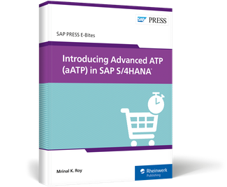 Cover of Introducing Advanced ATP (aATP) in SAP S/4HANA