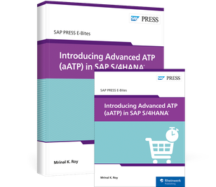 Cover von Introducing Advanced ATP (AATP) in SAP S/4HANA