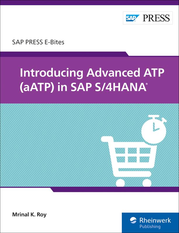 Introducing Advanced ATP (aATP) in SAP S/4HANA