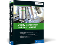 Cover of Quality Management with SAP S/4HANA