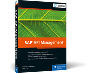 Cover of SAP API Management