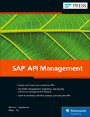 Cover von SAP API Management